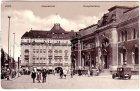 Ansichtskarte Kiel Hauptbahnhof und Hansahotel