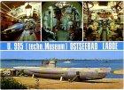 Ansichtskarte Innenansichten von U 995 U-Boot Hochseetauchboot in Laboe