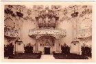 Alte Ansichtskarte Ettal Benediktinerabtei Kloster Ettal Orgel
