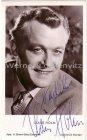 Ansichtskarte Autogrammkarte Schauspieler Claus Holm mit Original-Autogramm
