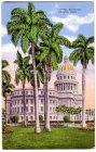 Ansichtskarte Karibik Kuba Havana Capitol Building