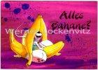 Ansichtskarte Diddl die Springmaus Alles Banane? Nr. 18