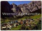 Ansichtskarte Schweiz Ortsansicht von Leukerbad Loèche-les-Bains Wallis