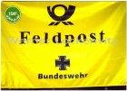 Ansichtskarte Afghanistan ISAF Feldpost Die Feldpostflagge Bundeswehr