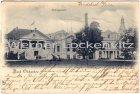 Alte Ansichtskarte Bad Oldesloe Badeanstalt Ganzsache