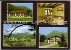 Ansichtskarte Ruhpolding Alpengasthof Haus Benno mehrfach
