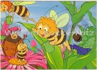 Ansichtskarte Comic Biene Maja und ihre Abenteuer