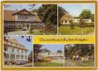 Ansichtskarte Boltenhagen mehrfach Poliklinik Minigolf Haus des Meeres