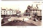 Ansichtskarte Birkenhead Charing Cross mit Grange Hotel