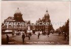 Ansichtskarte City Hall and Victoria Square Hull Yorkshire
