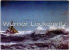 Ansichtskarte Seenotkreuzer Arwed Emminghaus Seenot Seerettung DGzRS Schiffe