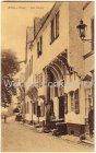 Alte Ansichtskarte Zons am Rhein Alte Häuser mit Gasthof im St. Peter Bes. Gerhard Nussbaum