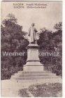 Ansichtskarte Ukraine Zloczow Galizien Mickiewiczdenkmal mit FP Sturmkomp. Nr. 13 1917