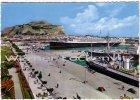 Ansichtskarte Italien Palermo Mn. Vulcania in Porto