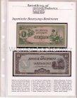 Japanische Besatzungs-Banknoten