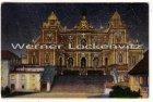 Alte Ansichtskarte Polen Albendorf Wambierzyce Beleuchtete Wallfahrtskirche