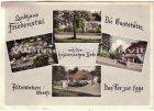 Ansichtskarte Altenbeken Landhaus Friedenstal Bes. Joh. Multhaupt