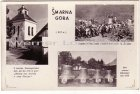 Ansichtskarte Slowenien Ljubljana Smarna Gora Neue Glocke Florijan