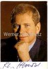 Ansichtskarte Autogrammkarte Rainer Hunold Schauspieler mit Originalautogramm