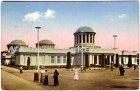 Alte Ansichtskarte Polen Breslau Wroclaw Austellung zur Jahrhundertfeier der Freiheitskriege mit Sonderstempel