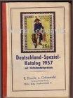 Deutschland-Spezial-Katalog 1957