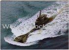 Ansichtskarte Unterseeboot U-Boot Klasse 206 S172 U23 Bundeswehr Marine