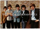 Ansichtskarte England UK The Rolling Stones Gruppenbild