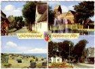 Ansichtskarte Nieblum auf Föhr Ortsansichten Friesenhäuser