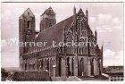 Ansichtskarte Prenzlau Giebel der Marienkirche