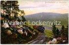 Ansichtskarte Brockenbahn am Königsberg