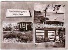 Ansichtskarte Ulsnis Familienerholungsheim Außen-und Innenansicht