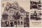 Ansichtskarte Kiel-Ellerbek Hotel Ellerbeker Hof Besitzer D. Möller