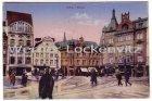 Ansichtskarte Kiel Markt