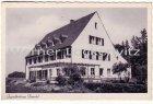 Ansichtskarte Detmold-Schanze Jugendherberge