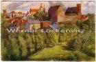 Alte Ansichtskarte Polen Allenstein Olsztyn Panorama