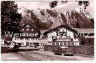 Ansichtskarte Oberau Loisach Hotel Gasthof zur Post
