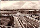Ansichtskarte Aachen Autobahn-Springbrunnen