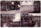 Ansichtskarte Seedorf-Hornsmühlen Gasthof und Pension Zur Mühle Inh. Wilh. Behrmann