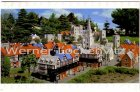 Ansichtskarte Billund Legoland Miniland Englische Stadt