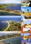 Ansichtskarte Insel Amrum Ortsansichten Mühle Leuchtturm 14 x
