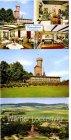 Ansichtskarte Lütjenburg Bismarckturm 3 Karten