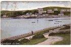 Ansichtskarte Crosshaven C. Cork Ortsansicht Irland Eire