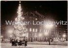 Ansichtskarte Dresden Herzliche Weihnachtsgrüße mit Weihnachtsbaum