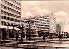 Ansichtskarte Dresden Prager Straße mit Werbung Musikinstrumente aus der DDR-Weltbekannt