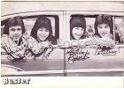 Ansichtskarte Autogrammkarte Buster Beatgruppe