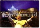 Ansichtskarte Cartolina Italia Vatikan Rom Roma Basilica di S. Pietro mit Papst Johannes Paul