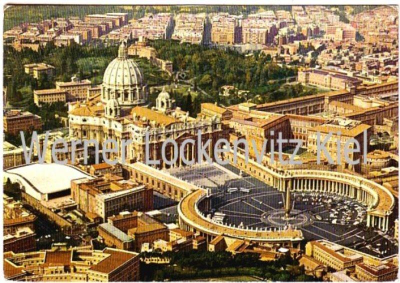 Ansichtskarte Cartolina Italien Italia Vatikan Citta Del Vaticano Hl. Petrus Hauptkirche