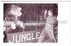Ansichtskarte Hamburg Circus Willi Hagenbeck Ein ungemütlicher Gast an der Dschungel-Bar Löwe