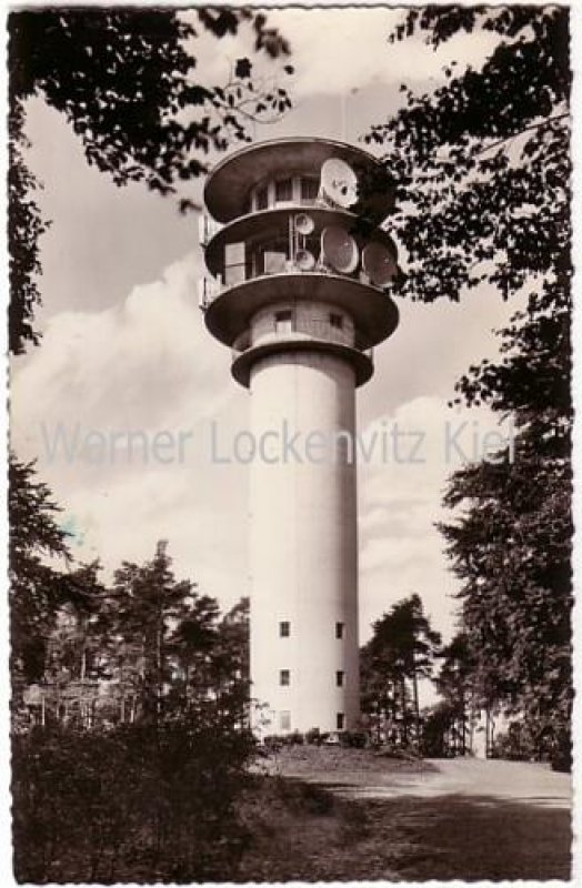Ansichtskarte Bielefeld Fernsehturm