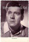 Ansichtskarte Paul Hubschmid Film- und Theaterschauspieler